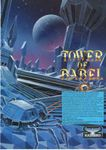 Video Game: Tower of Babel
