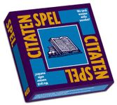 Board Game: Citaten Spel