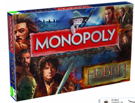Board Game: Monopoly: The Hobbit – The Desolation of Smaug