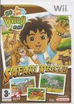 Video Game: Go Diego Go!: Safari Rescue