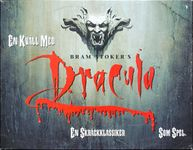 Board Game: An Evening With Bram Stoker's Dracula