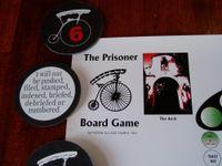 Board Game: The Prisoner Board Game