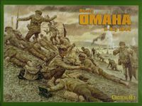 Board Game: Bloody Omaha: D-Day 1944