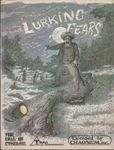 RPG Item: Lurking Fears