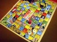 Board Game: Game of Extraordinary Gentlemen