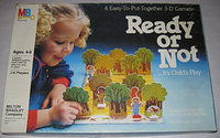 Board Game: Ready or Not