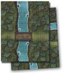 RPG Item: GameMastery Flip-Mat: River Crossing