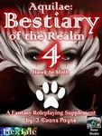 RPG Item: Aquilae: Bestiary of the Realm: Volume 4