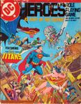RPG Item: DC Heroes Role Playing Game