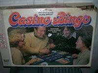 Board Game: Casino Bingo