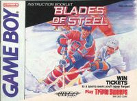Video Game: Blades of Steel