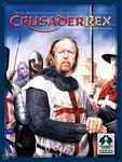 Board Game: Crusader Rex: Saladin, Richard the Lionheart and the Third Crusades 1187-1192AD