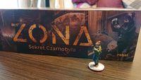 Board Game: Zona: The Secret of Chernobyl