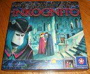 Board Game: Inkognito
