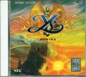 Video Game Compilation: Ys Book I & II