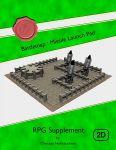 RPG Item: Battlemap: Missile Launch Pad