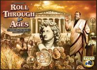 Board Game: Roll Through the Ages: The Iron Age