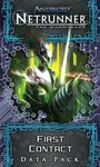 Board Game: Android: Netrunner – First Contact