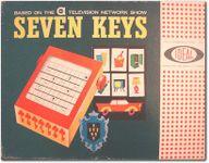 Board Game: Seven Keys