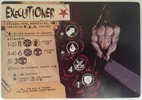 Board Game: Lobotomy: Executioner Expansion