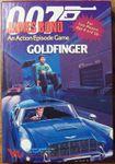 Board Game: 007 James Bond: Goldfinger