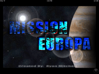 Video Game: Mission Europa