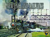 Board Game: New England Railways