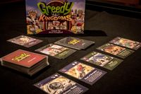 Board Game: Greedy Kingdoms