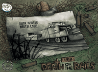 Board Game: 1918: Death on the Rails