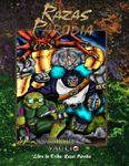 RPG Item: Libro de Tribu: Razas Parodia