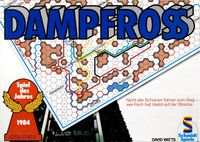 Board Game: Dampfross