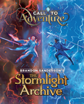 Board Game: Call to Adventure: The Stormlight Archive