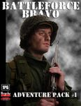 RPG Item: Battleforce Bravo Adventure Pack #1
