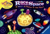 Board Game: Race Through Space