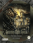 RPG Item: Saturday Night Special 1: The Hollow Mountain (Pathfinder)
