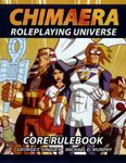 RPG Item: Chimaera Universe Core Rulebook