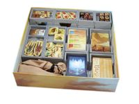 Board Game Accessory: Near and Far: Folded Space Insert