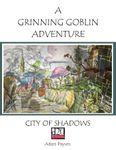 RPG Item: City of Shadows