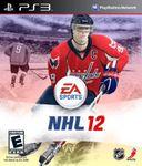 Video Game: NHL 12