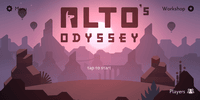 Video Game: Alto's Odyssey
