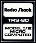 Platform: TRS-80 Model I/III