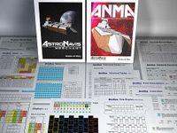 Board Game: AstroNavis Merchant Advanced