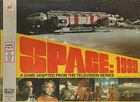 Board Game: Space: 1999