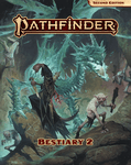 RPG Item: Pathfinder Bestiary 2 (2nd Edition)