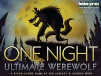 Board Game: One Night Ultimate Werewolf