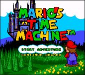 Video Game: Mario's Time Machine