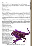 RPG Item: Karmic Monster: Sight-Stealer