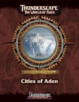 RPG Item: Thunderscape World 05: Cities of Aden