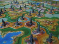Board Game: La Città