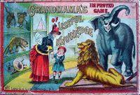 Board Game: Grandmama's Improved Game of Useful Knowledge